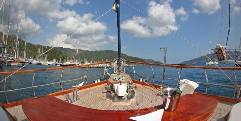 Marmaris Blue Cruise Gulet 22