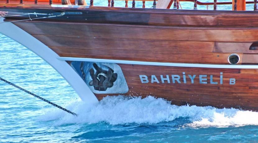 Charter in Marmaris