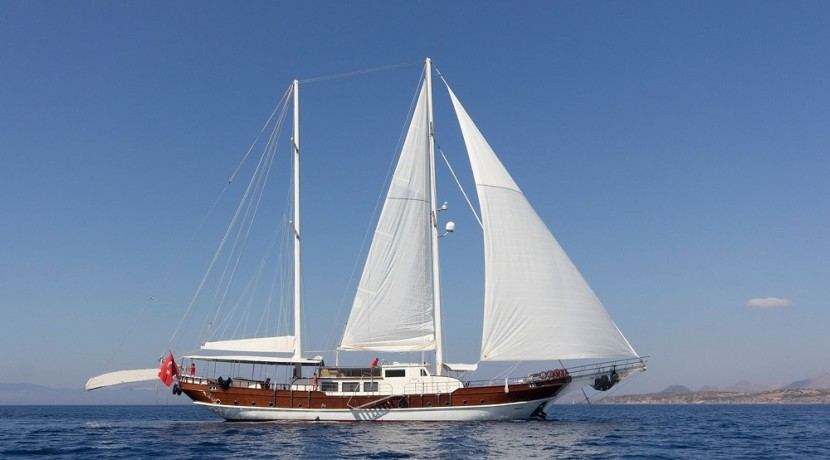 Private Gulet Charter 21