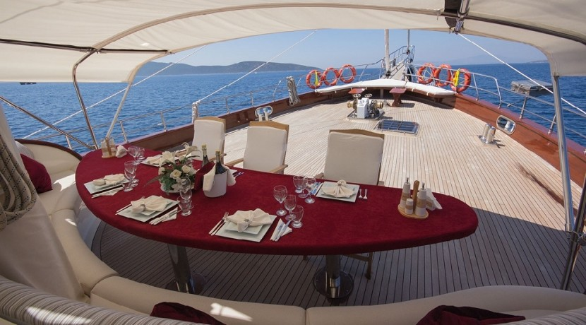 Private Gulet Charter 31
