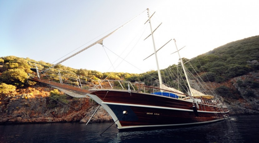 Private Yacht Charter Turkey 12