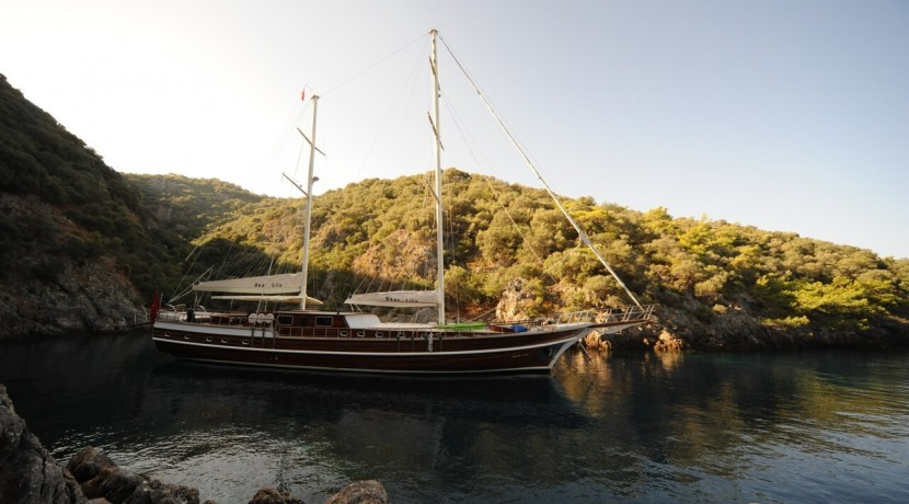 Private Yacht Charter Turkey 16