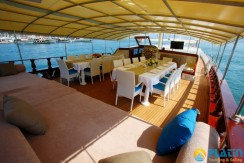 Private boat charter in Turkey 01