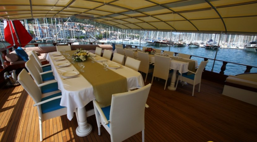 Private boat charter in Turkey 04