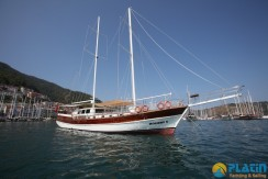 Private boat charter in Turkey 07