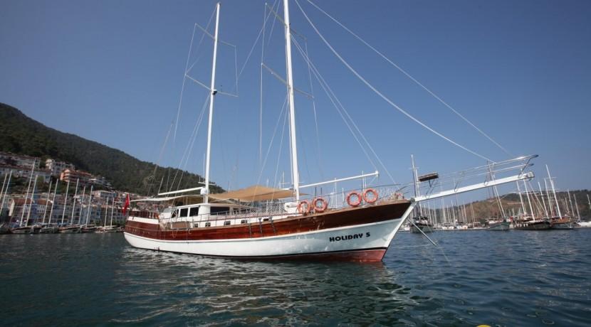 Private boat charter in Turkey 07