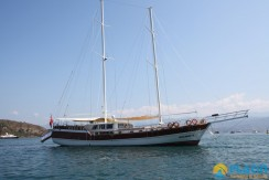 Private boat charter in Turkey 08