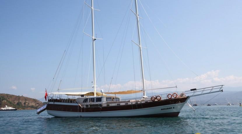 Private boat charter in Turkey 08