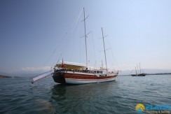 Private boat charter in Turkey 09