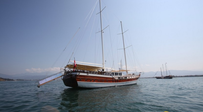 Private boat charter in Turkey 09