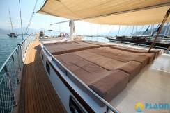 Private boat charter in Turkey 11