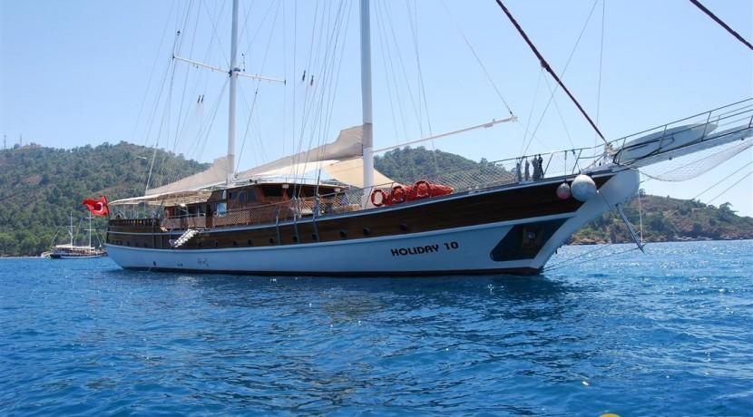 Turkey Gulet Charters 11