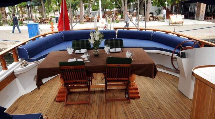 Turkey Private Gulet Charter 15