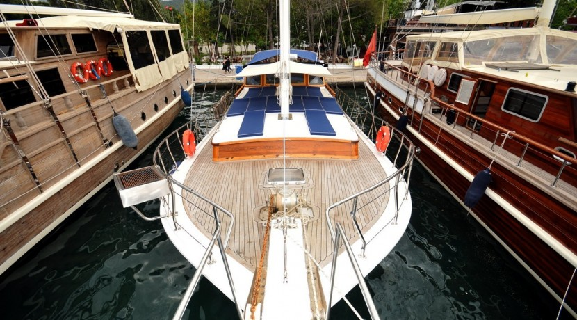 Turkey Private Gulet Charter 21