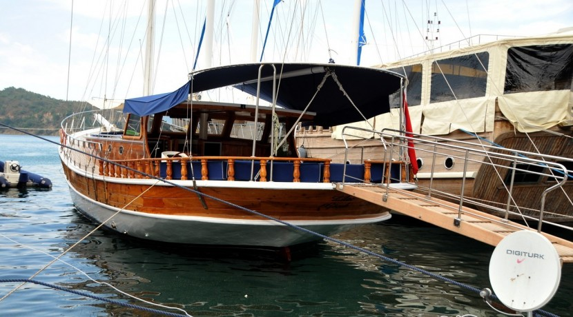 Turkey Private Gulet Charter 24