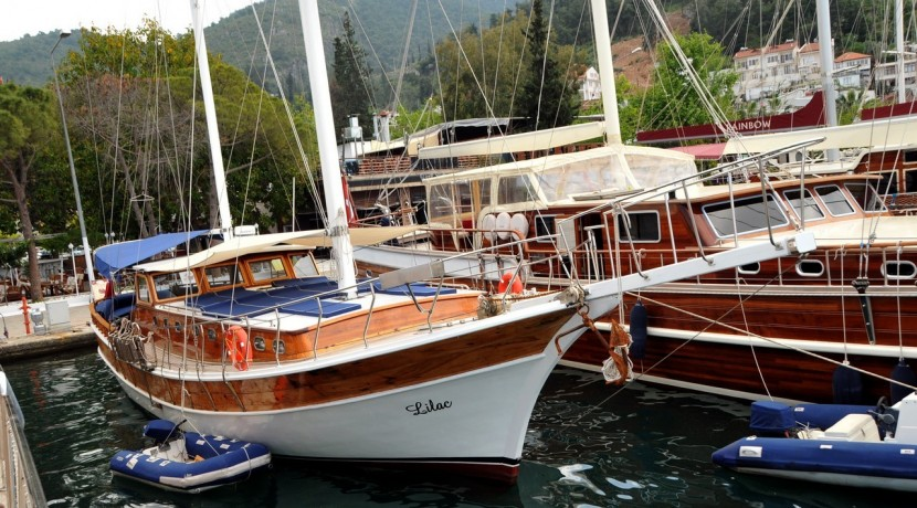 Turkey Private Gulet Charter 25