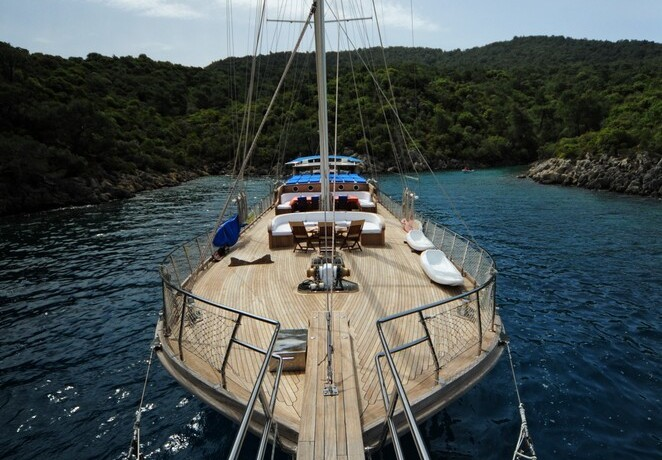 Turkey Private Yacht Charter 02