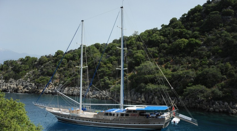 Turkey Private Yacht Charter 05