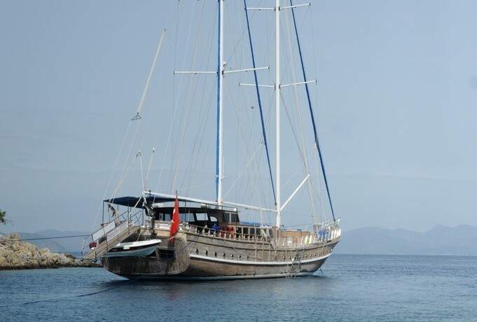 Turkey Private Yacht Charter 06
