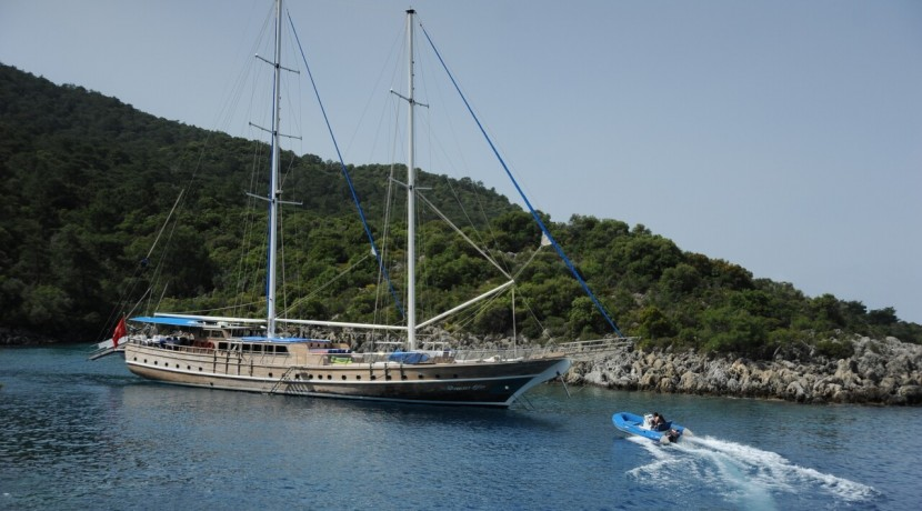 Turkey Private Yacht Charter 07