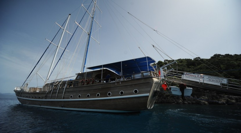 Turkey Private Yacht Charter 09