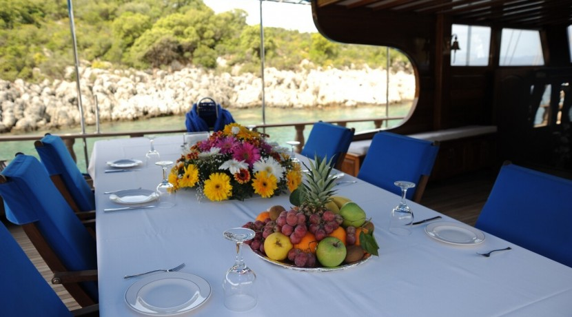 Turkey Private Yacht Charter 10