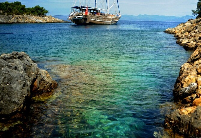 Turkey Private Yacht Charter 13