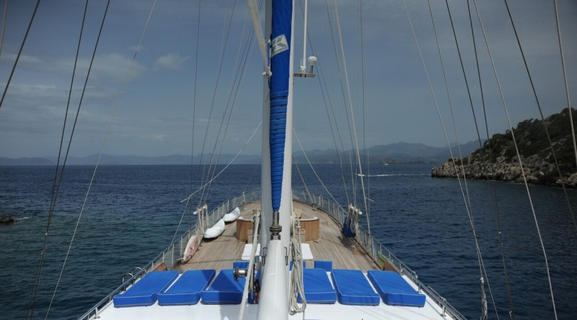 Turkey Private Yacht Charter 15