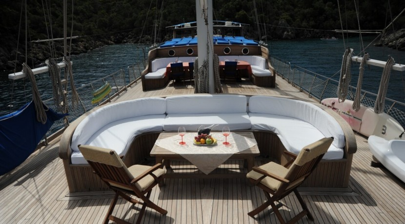 Turkey Private Yacht Charter 16