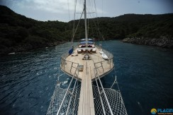 Turkey Private Yacht Charter 17
