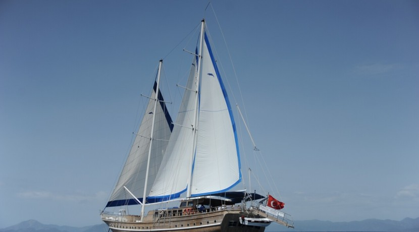 Turkey Private Yacht Charter 20