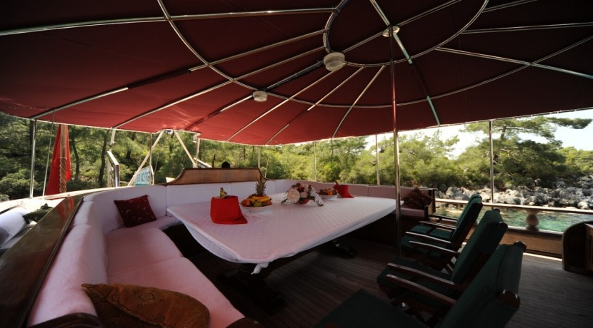 Turkey Private Yacht Charter 25