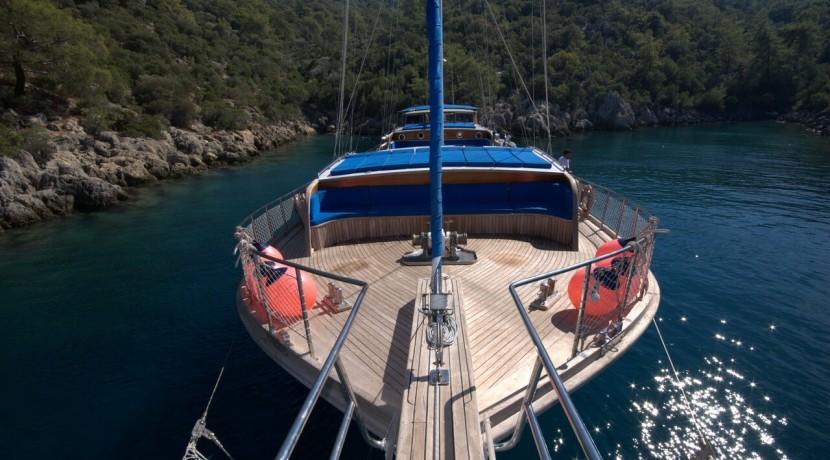 Yacht Charter Fethiye 01