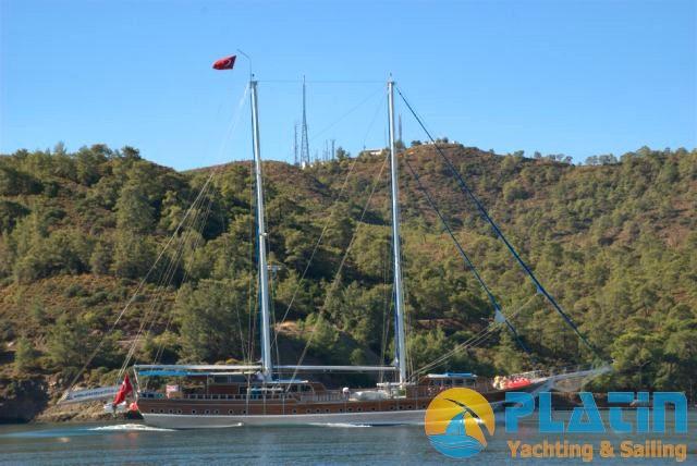 Yacht Charter Fethiye 04