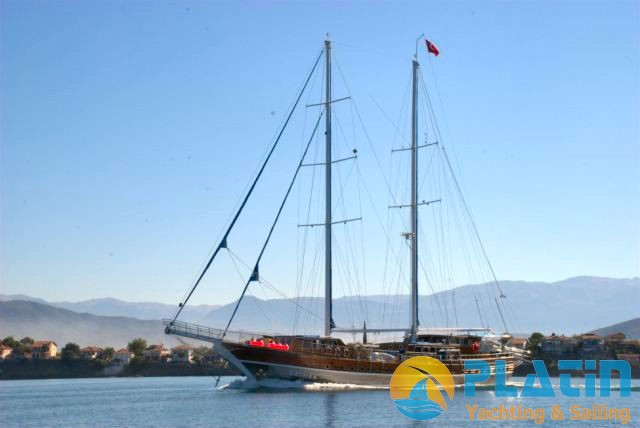 Yacht Charter Fethiye 06