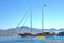 Yacht Charter Fethiye 07