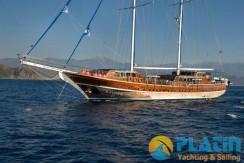Yacht Charter Fethiye 08