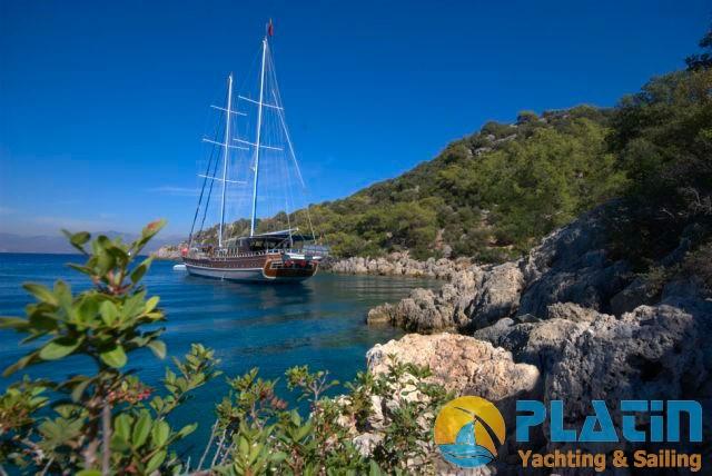 Yacht Charter Fethiye 12
