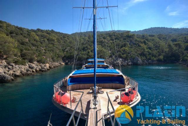 Yacht Charter Fethiye 13