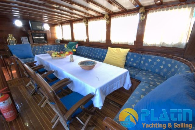 Yacht Charter Fethiye 16