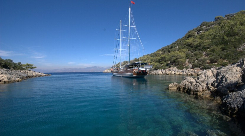 Yacht Charter Fethiye 19