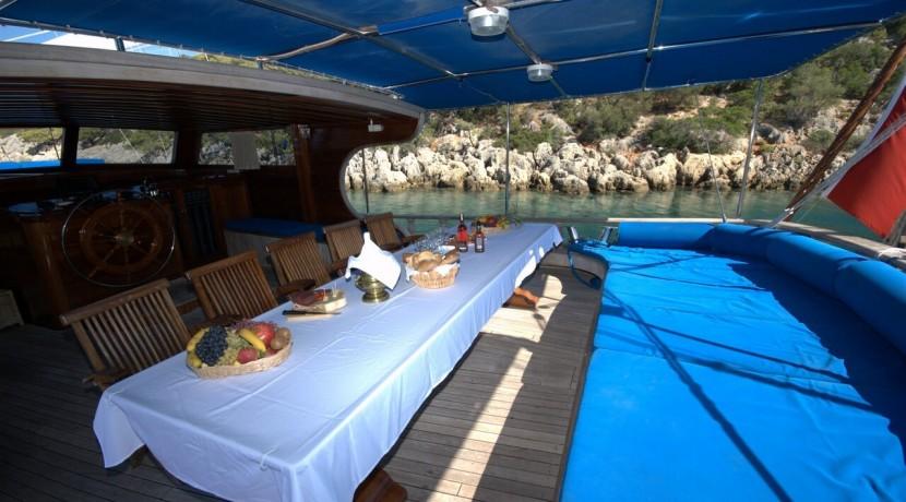 Yacht Charter Fethiye 22