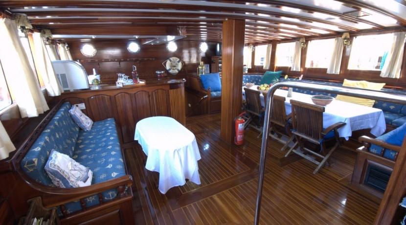 Yacht Charter Fethiye 23