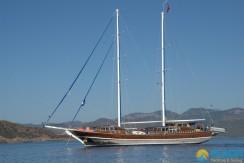 Yacht Charter Fethiye 25
