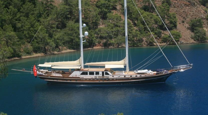 Yacht Charter Mediterranean 09