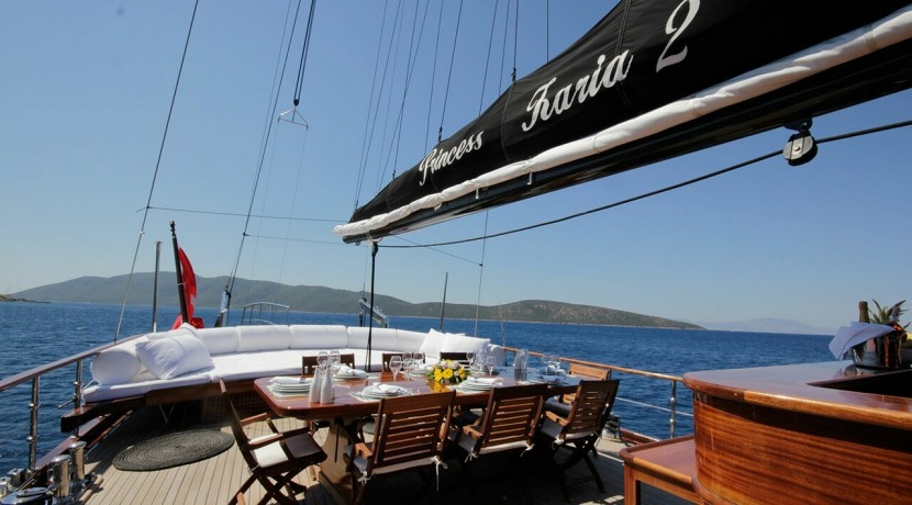 Blue Cruise Yacht Turkey