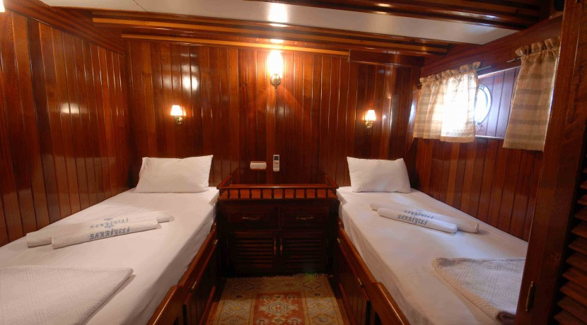 Luxury Yacht Marmaris