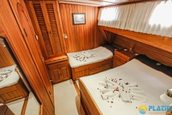 5 Cabin Gulet Bodrum  19