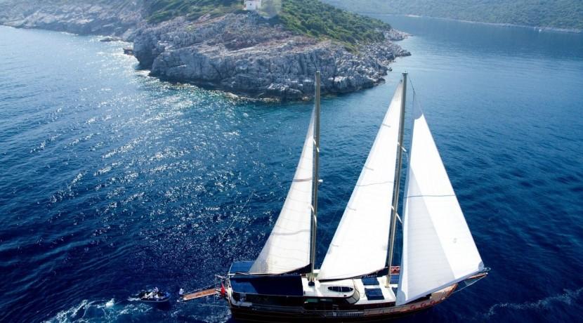 Luxury Yaxht Charter Marmaris 01
