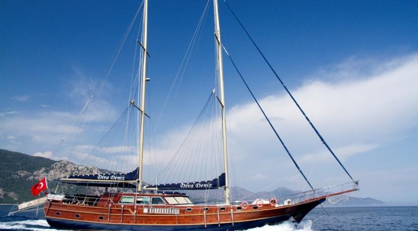 Luxury Yaxht Charter Marmaris 04